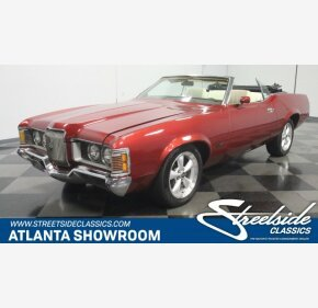1971 Mercury Cougar for sale 101018421