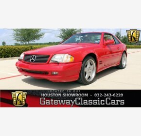 2001 Mercedes-Benz SL500 for sale 101018433