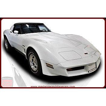 1982 Chevrolet Corvette Coupe for sale 101018687