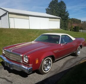 1974 Chevrolet El Camino V8 for sale 101019010
