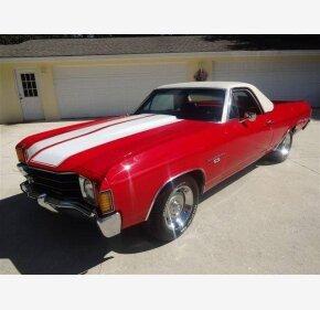 1972 Chevrolet El Camino for sale 101019336