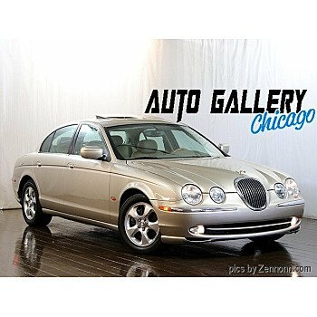 2001 Jaguar S-TYPE 3 for sale 101019506
