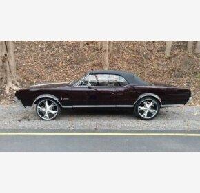 1967 Oldsmobile Cutlass for sale 101019511