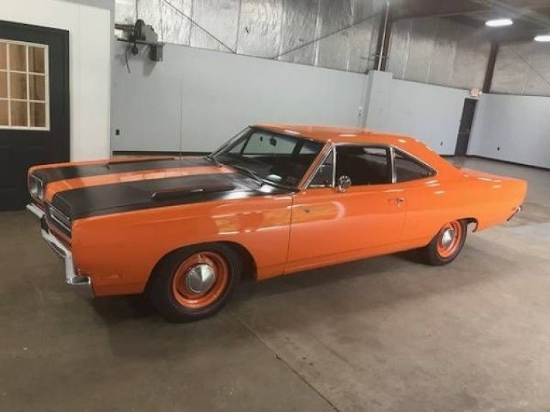 1969 Plymouth Roadrunner Classics For Sale Classics On Autotrader