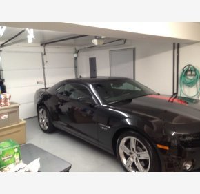 2012 Chevrolet Camaro SS Coupe for sale 101020645