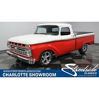 1966 Ford F100 for sale 101020793