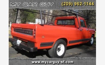 1971 International Harvester Pickup for sale 101020829