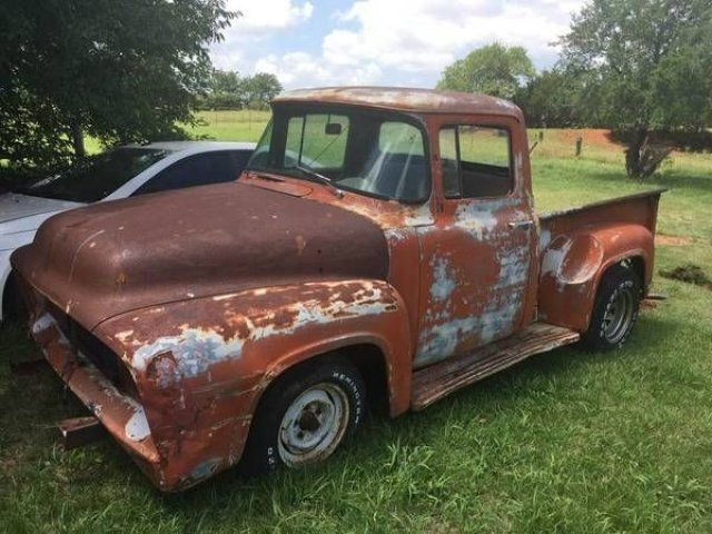 1956 ford f100 classics for sale classics on autotrader1959fordfairlanepowersteering 19531955 Ford F100 Pickups Window #19