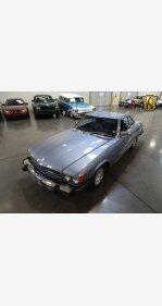 1985 Mercedes-Benz 380SL for sale 101021528