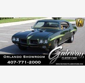 1970 Pontiac GTO for sale 101021535