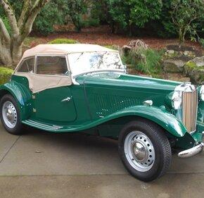 1953 MG MG-TD for sale 101021819