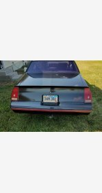 1987 Chevrolet Monte Carlo SS for sale 101022281