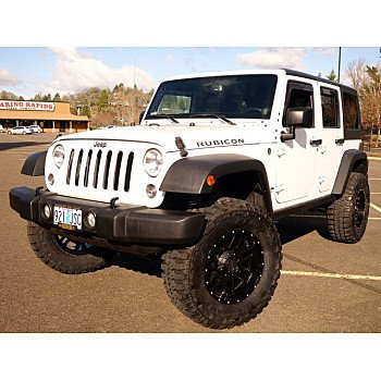 2014 Jeep Wrangler 4WD Unlimited Rubicon for sale 101022792