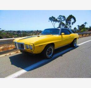 1969 Pontiac Firebird for sale 101023199