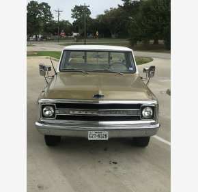 1970 Chevrolet C/K Truck 2WD Regular Cab 2500 for sale 101023460
