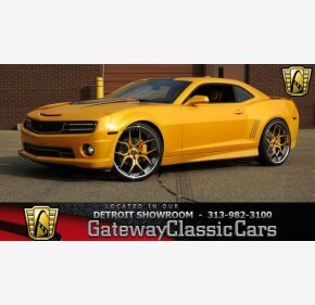 2010 Chevrolet Camaro SS Coupe for sale 101023660