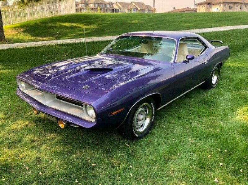 1970 Plymouth Barracuda Classics for Sale - Classics on Autotrader