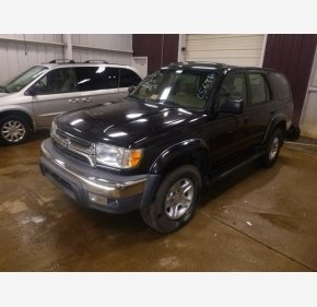 2002 Toyota 4Runner 4WD SR5 for sale 101023749