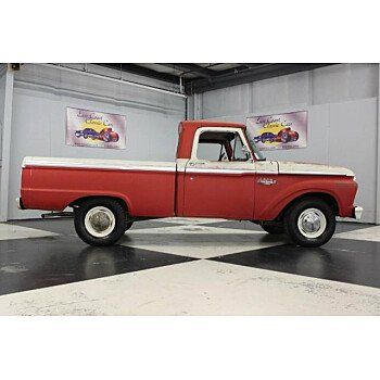 1966 Ford F100 for sale 101024134