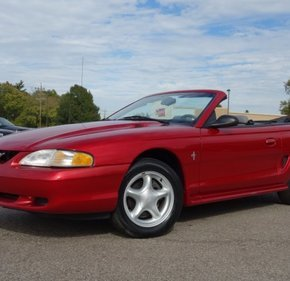 1997 Ford Mustang Convertible for sale 101024189