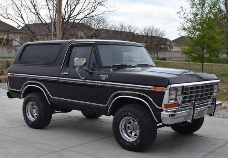 1978 Ford Bronco Classics For Sale
