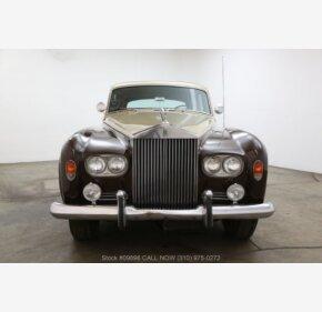 1965 Rolls-Royce Silver Cloud III for sale 101024633