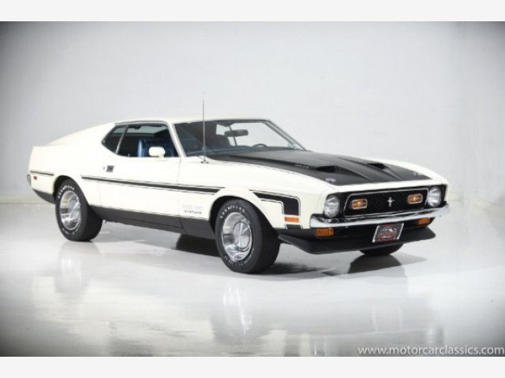 1971 Ford Mustang for sale near Farmingdale, New York 11735