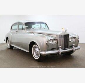 1964 Rolls-Royce Silver Cloud for sale 101025358