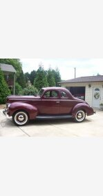 1940 Ford Deluxe for sale 101026076