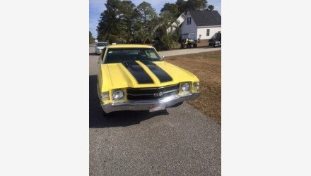 1971 Chevrolet Chevelle for sale 101026105