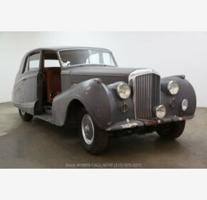 1954 Bentley R-Type for sale 101027147