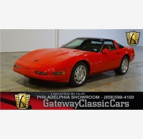 1996 Chevrolet Corvette Classics for Sale - Classics on Autotrader