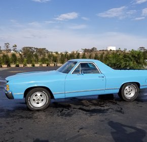 1971 Chevrolet El Camino V8 for sale 101027525