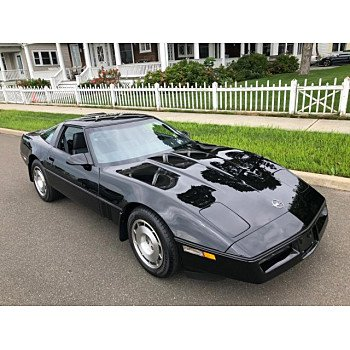1987 Chevrolet Corvette Coupe for sale 101027601