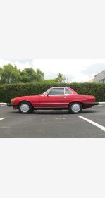 1988 Mercedes-Benz 560SL for sale 101027971