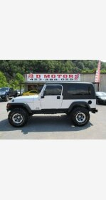 2005 Jeep Wrangler 4WD Unlimited for sale 101028252