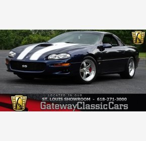 2002 Chevrolet Camaro Z28 Coupe for sale 101028970