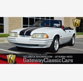 1992 Ford Mustang LX V8 Convertible for sale 101028972