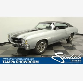1971 Chevrolet Chevelle for sale 101029044