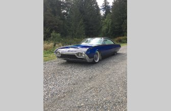 1962 Ford Thunderbird for sale 101029364