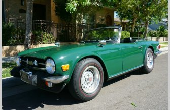 1975 Triumph TR6 for sale 101029896