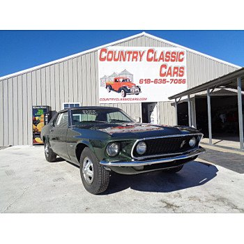 1969 Ford Mustang for sale 101029902