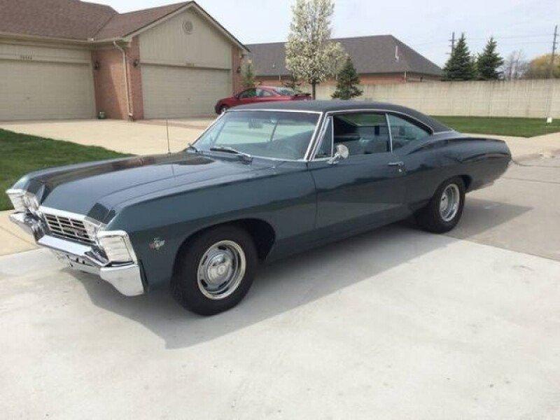 1967 Chevy Impala Craigslist >> 1967 Chevrolet Impala Classics For Sale Classics On Autotrader