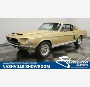 1968 Ford Mustang Shelby GT500 for sale 101030058
