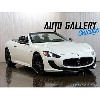 2013 Maserati GranTurismo Sport Convertible for sale 101031014