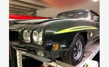 1970 Pontiac GTO for sale 101031336