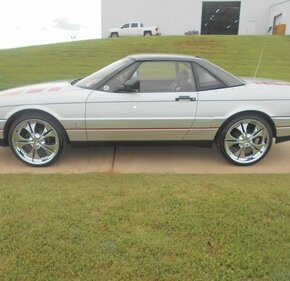 1987 Cadillac Allante for sale 101031359