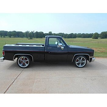 1986 Chevrolet C/K Truck 2WD Regular Cab 1500 for sale 101031370