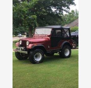 1971 Jeep CJ-5 for sale 101031468