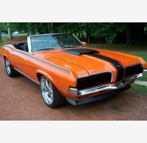 1970 Mercury Cougar for sale 101031476